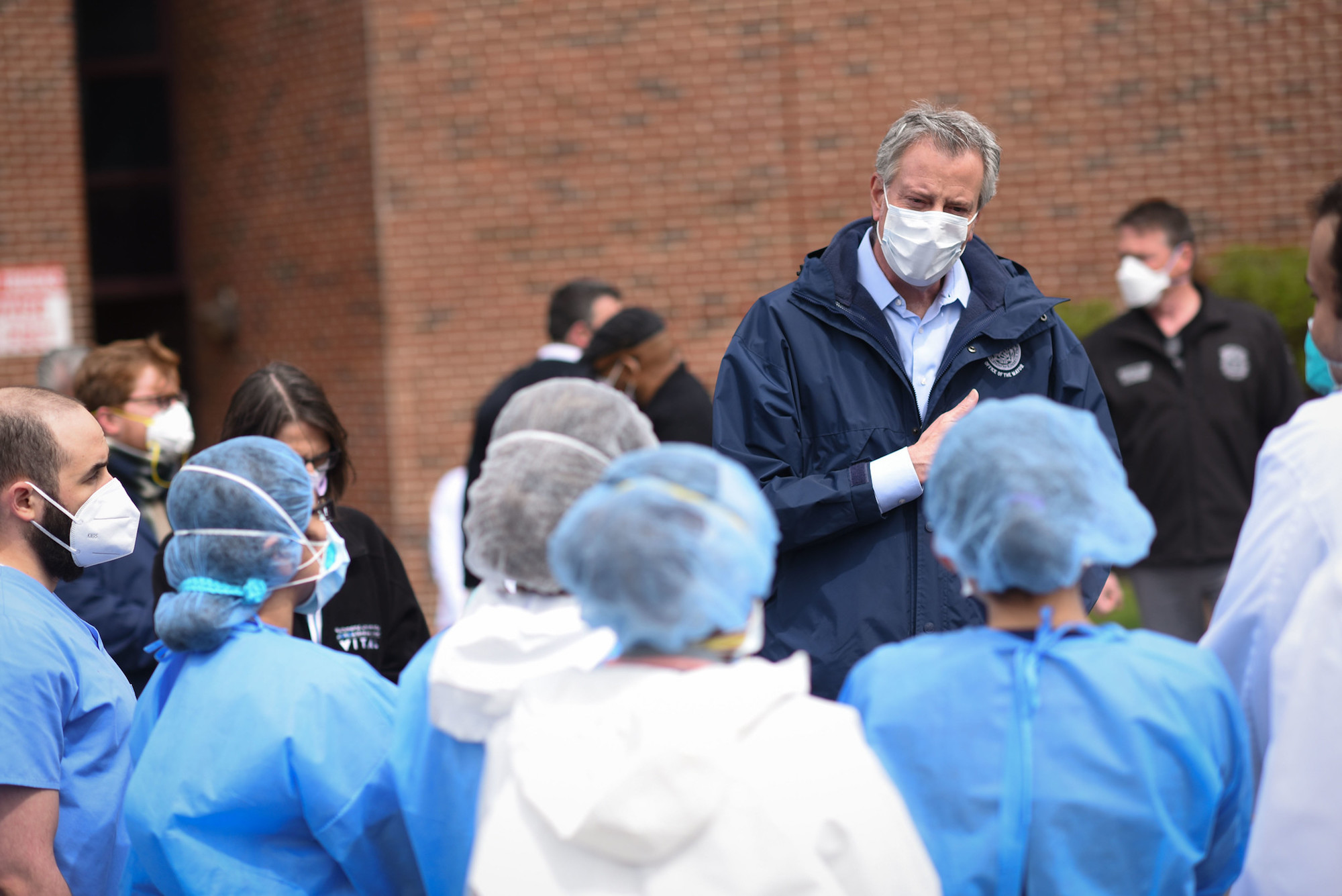 New York City Begins Training Hundreds Of Contact Tracers, Announces 12 New Testing Sites