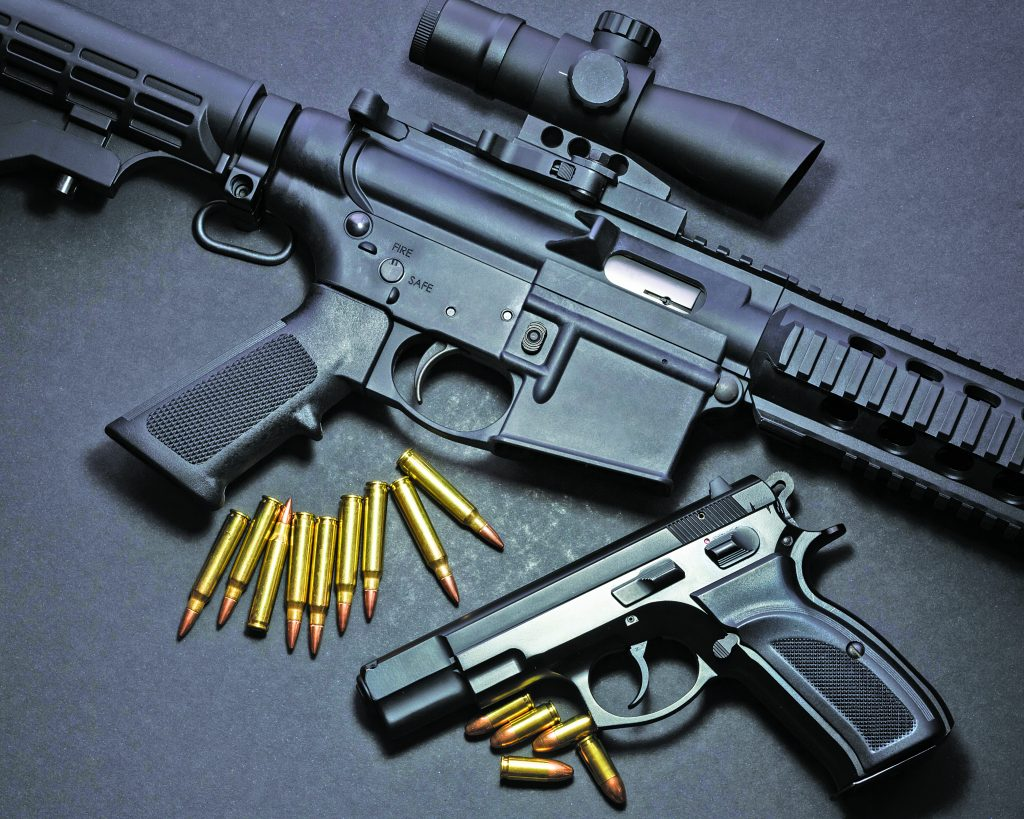 Two Queens men arrested after buying illegal guns from FBI agent: Feds