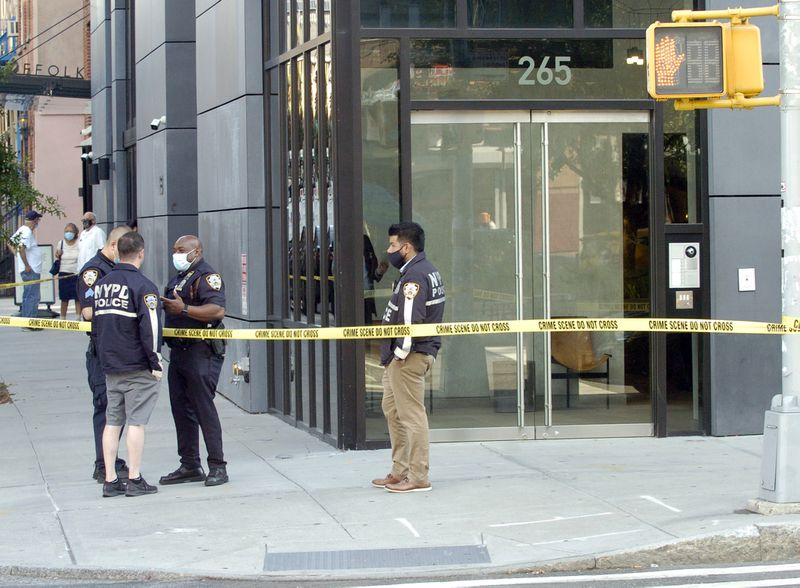 NYC cops find decapitated, limbless man in million-dollar condo; electric saw found next to torso