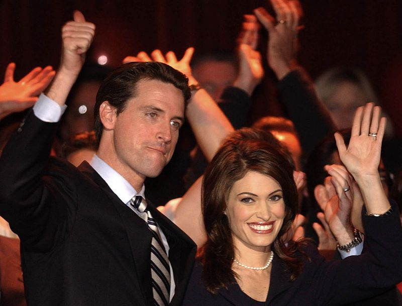 California Gov. Gavin Newsom does not want to be asked about ex-wife Kimberly Guilfoyle after wild RNC speech
