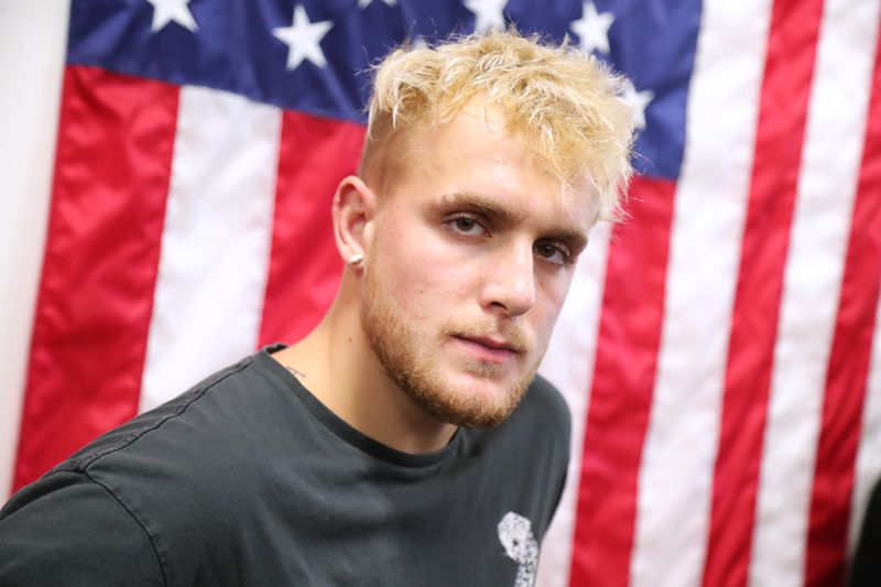 FBI searches home of YouTuber Jake Paul in California