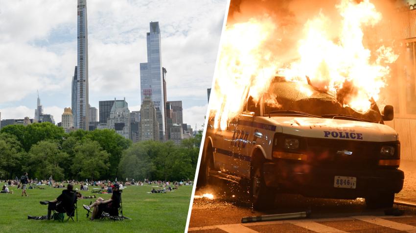 DOJ Designates New York City as an 'Anarchist Jurisdiction'