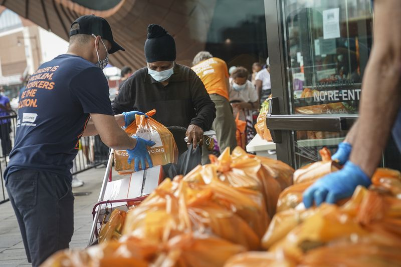 How the COVID-19 pandemic has impacted NYC's hungry