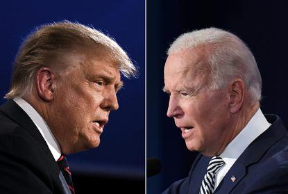 Biden leads Trump by 16% in new CNN poll