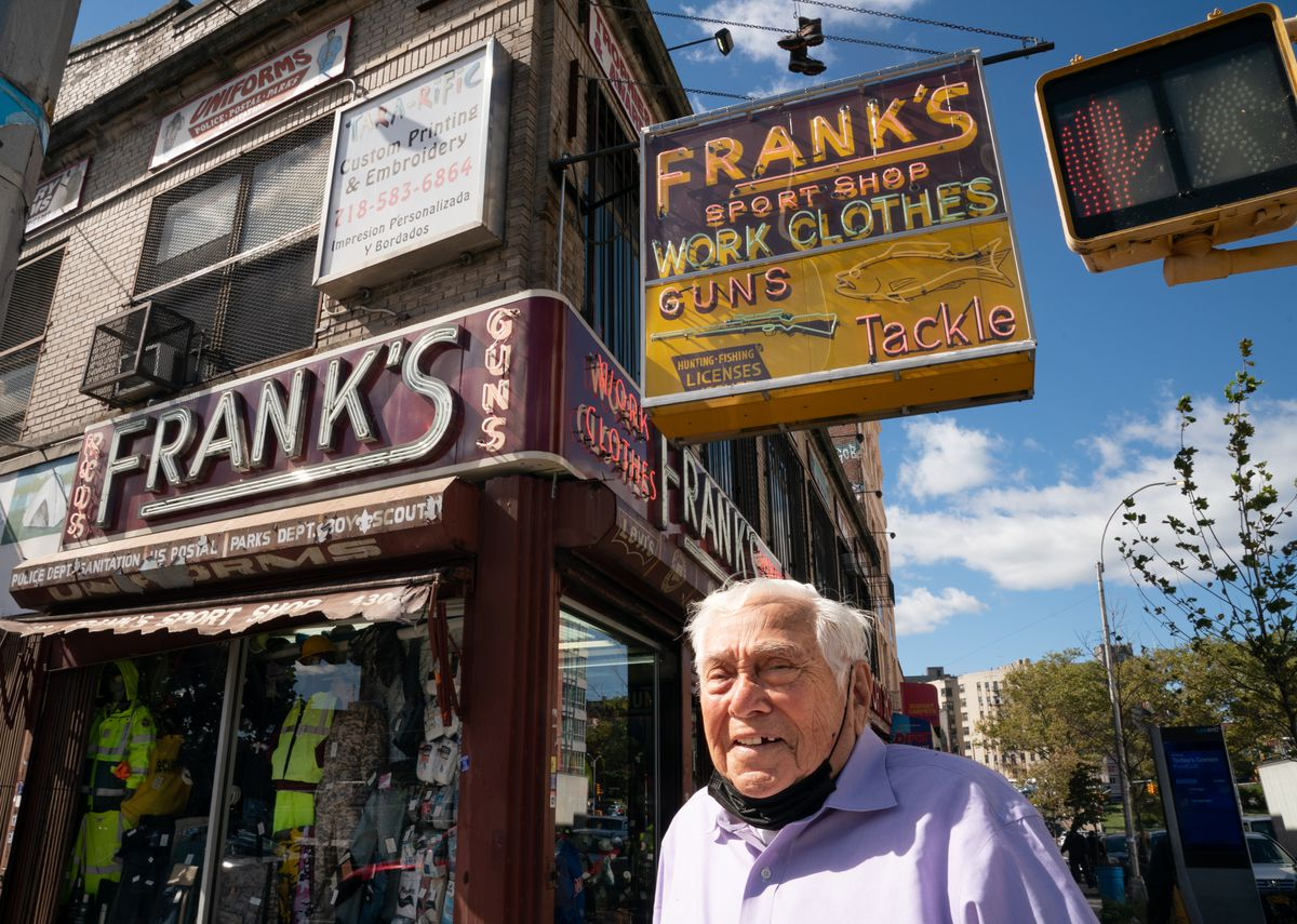 Multi-billion dollar Nike kicks popular Bronx sporting goods store to the curb after a half-century