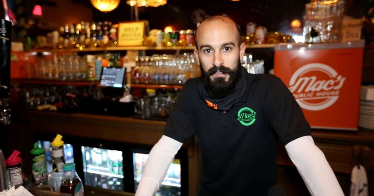 Defiant Staten Island pub owner slams car into sheriff deputy while trying to escape arrest over COVID rules