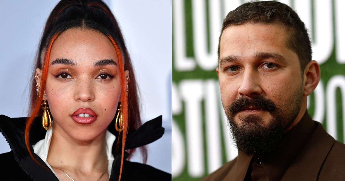 Singer FKA twigs sues Shia LaBeouf for sexual battery, says he 'strangled' her during 'living nightmare'