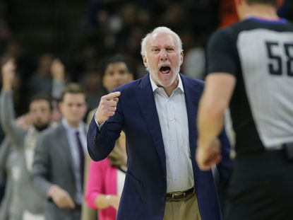 Gregg Popovich proves again hes Donald Trumps harshest