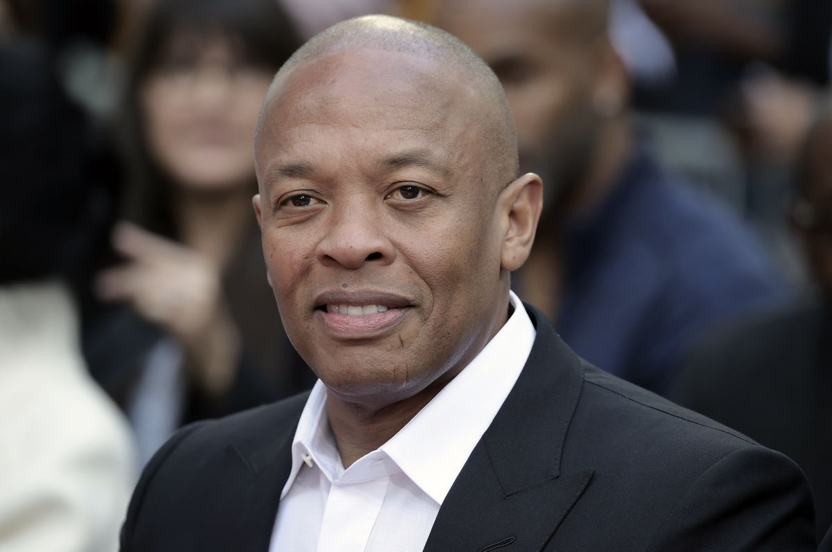 Dr. Dre still in intensive care a week after brain aneurysm