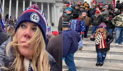 Woman who flew in private jet to Washington D.C. for Trump rally arrested for role in Capitol riots