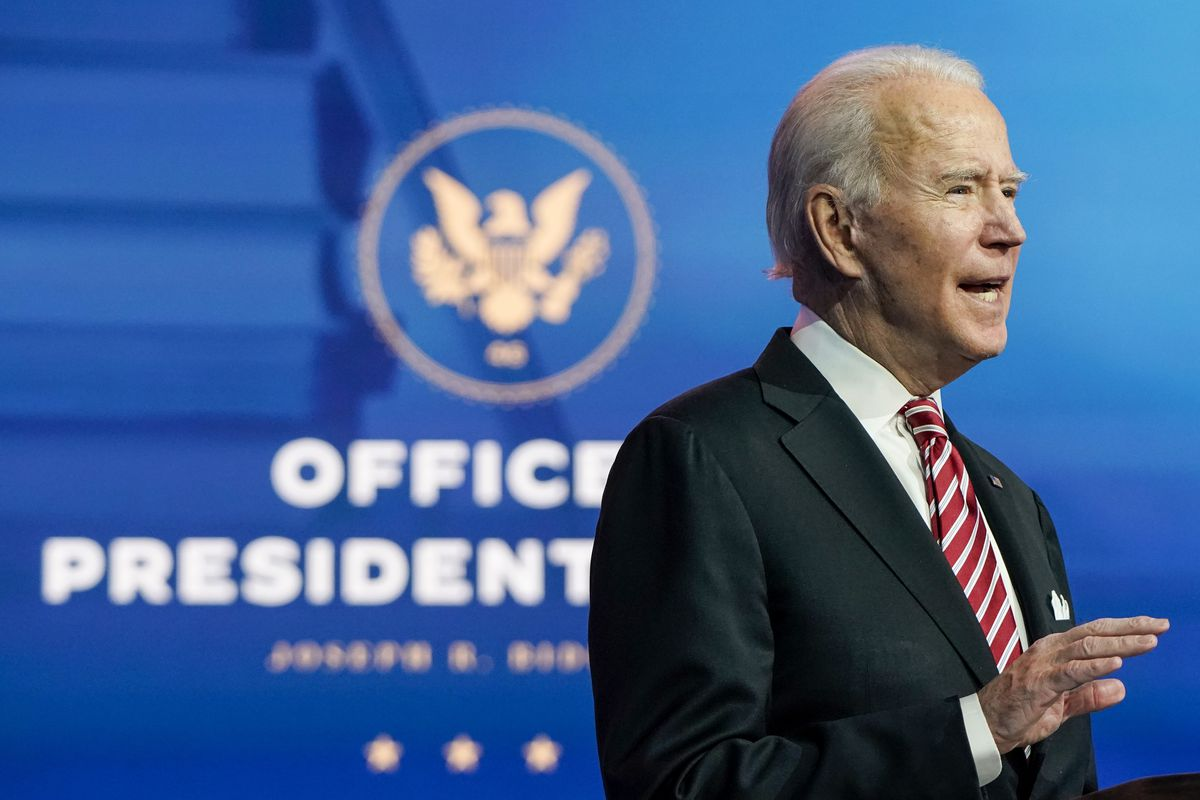 President Biden's promise: America at another crossroads