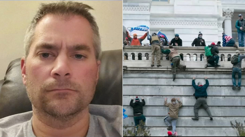 Hero Capitol Police cop was politically aware, killed by blow to the head with a fire extinguisher during Trump-inspired riot