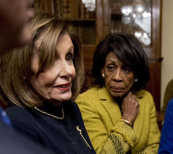 Pelosi defends Rep. Maxine Waters over her call for protesters to get 'confrontational' if Derek Chauvin is acquitted