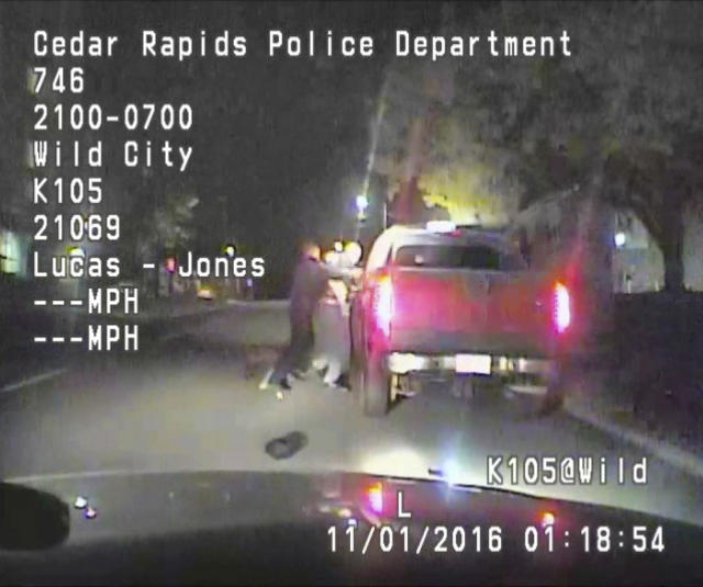 City of Cedar Rapids to pay $8 million to Black man paralyzed by police officer
