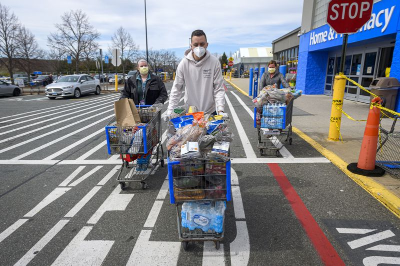 Connecticut teacher raised over $40,000 to help his neighbors with groceries during the pandemic. Then he got a $16,000 tax bill