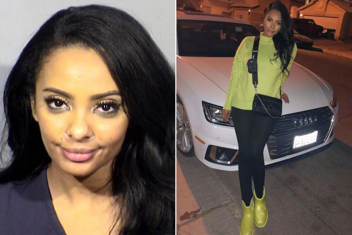 Las Vegas news anchor arrested after she's found sleeping naked in parked car