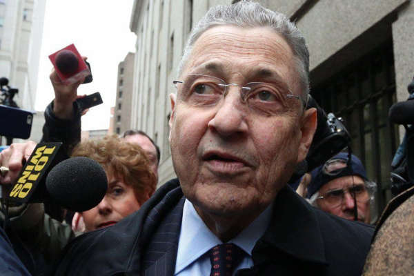 Sheldon Silver back at home after serving less than 1 year of corruption sentence; prosecutors opposed the move