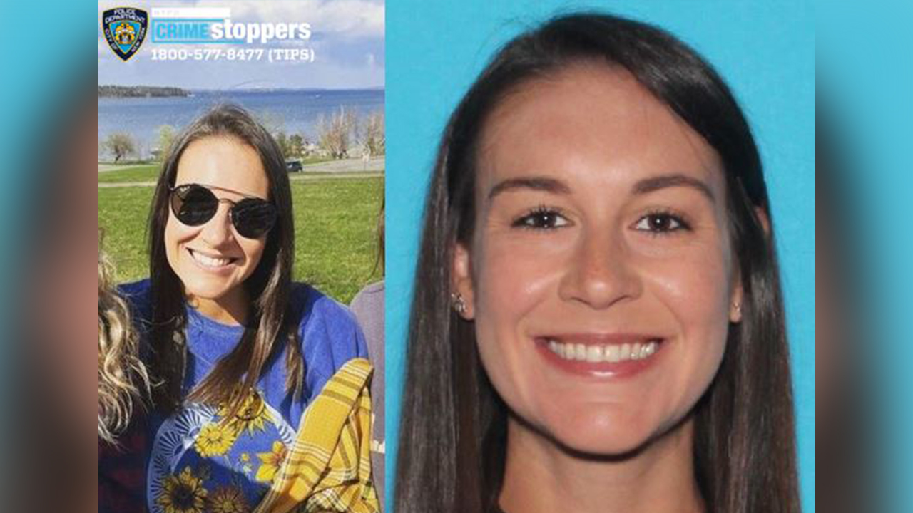 New photos of missing Maine woman in Times Square before getting into cab