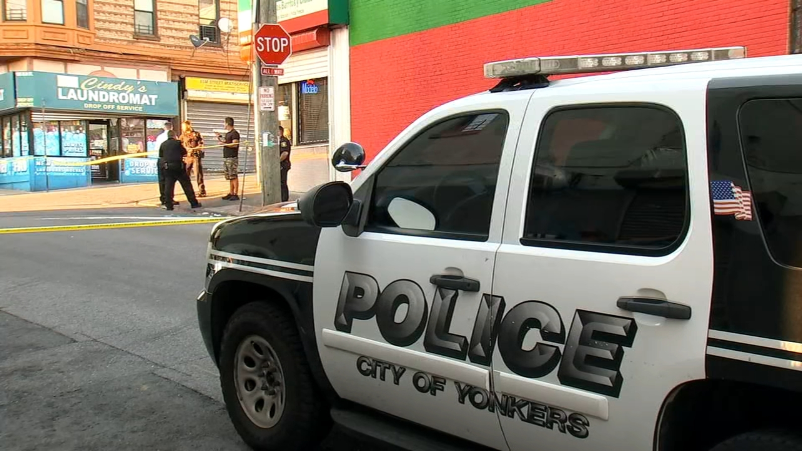 4 injured in drive-by shooting in Yonkers