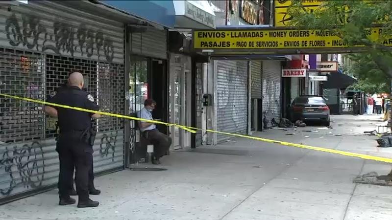 Man fatally shot in BMW over $3,000 chain in Upper Manhattan