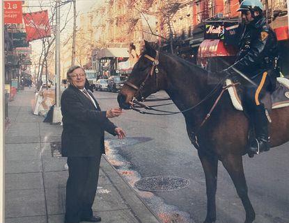 Giovanni Mosconi, beloved Greenwich Village restaurateur dead at 85