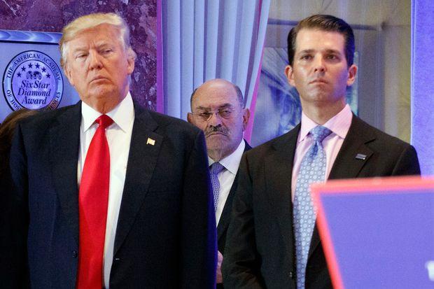 N.Y. prosecutors file indictments against Trump Organization, longtime CFO Allen Weisselberg