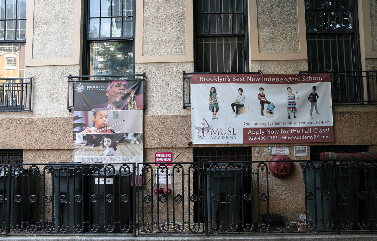 Charged battle rages over the soul of 112-year-old Brooklyn Music School