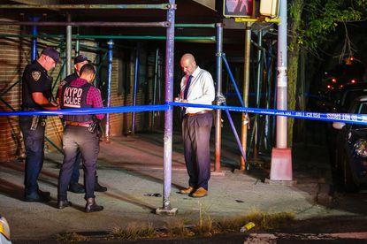 Teen fatally shot at Brooklyn street corner