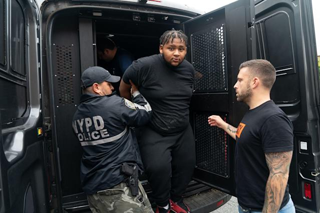 NYPD East Harlem gang takedown nabs 'Chico' members known for vengeance, shootings that menace innocent bystanders