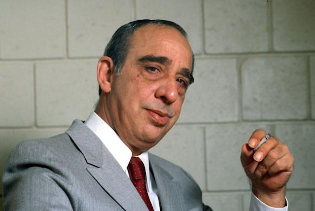 NYC mob boss Carmine 'the Snake' Persico was 'Top Echelon Informant'