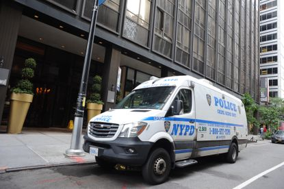 Plastic barrel found in NJ with nude, dead woman inside came from Wall St. apartment building