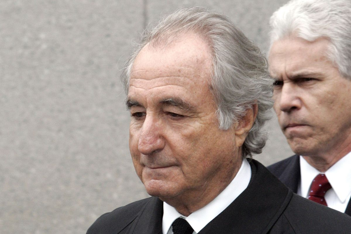 Bernie Madoff's last days in prison full of pain and misery