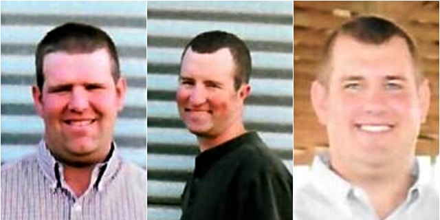 3 Ohio brothers die after getting stuck in manure pit