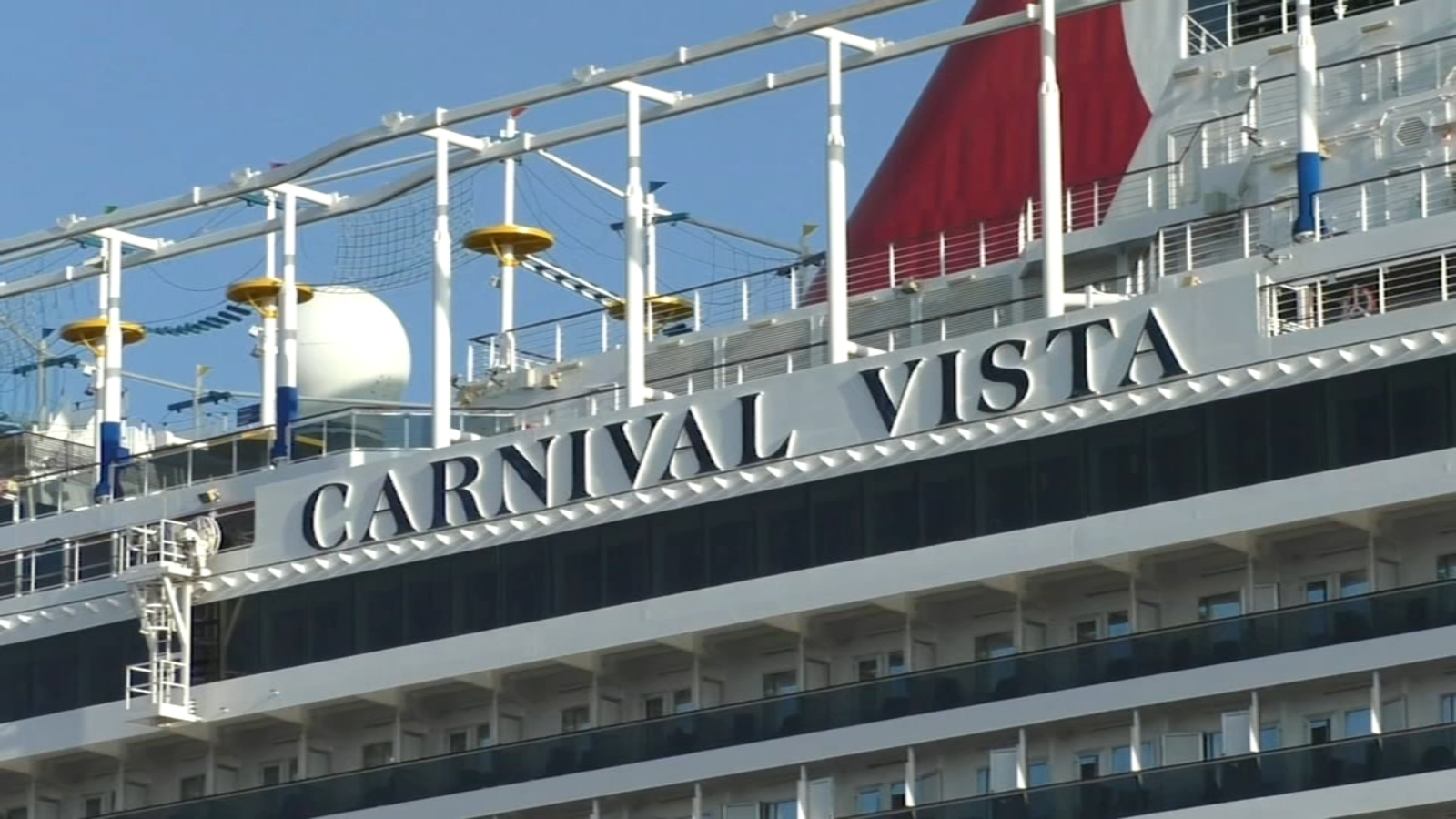 Oklahoma woman dies after testing positive for COVID-19 aboard Carnival cruise ship