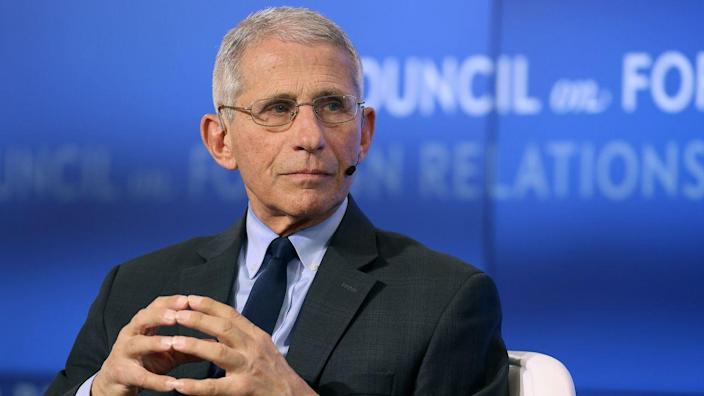 Fauci says U.S. monitoring COVID variant 'mu,' doesn't see 'immediate threat'