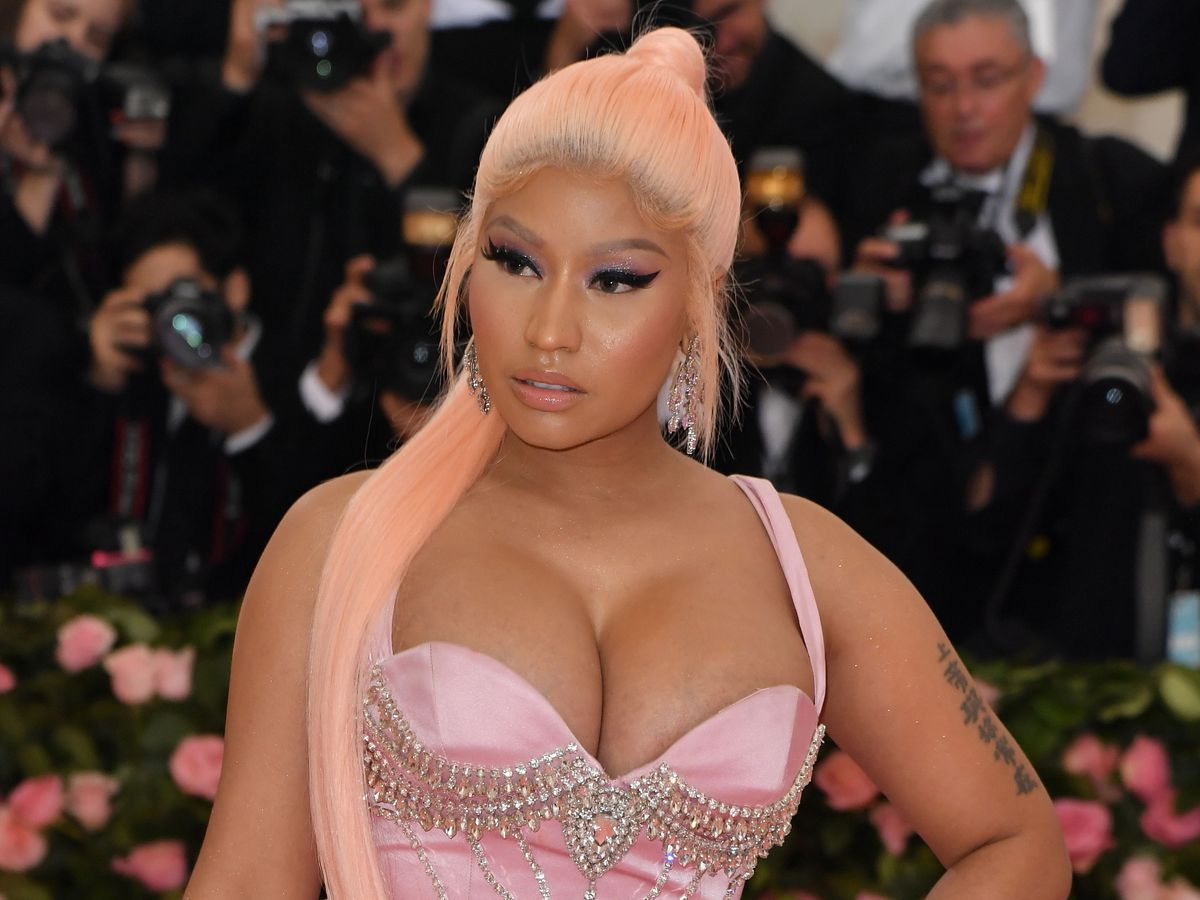 Nicki Minaj under fire for linking COVID vaccines to swollen testicles, impotence despite no scientific evidence