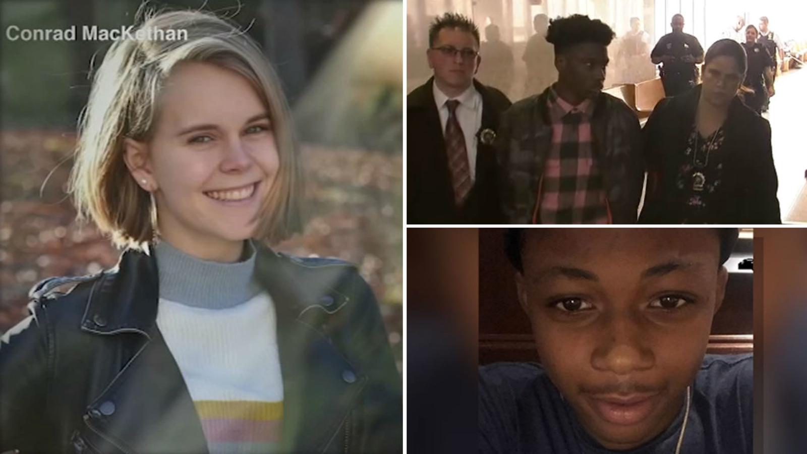 Teen boy pleads guilty to murder of Barnard College student Tessa Majors