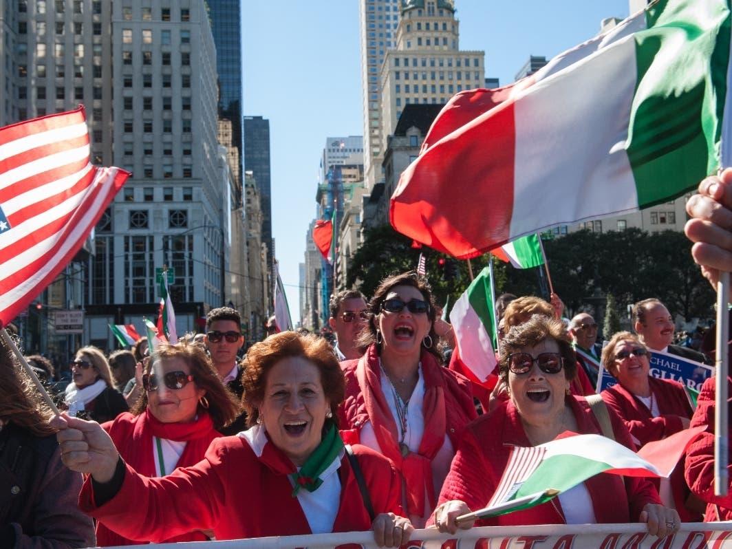 Columbus Day Parade returns to NYC