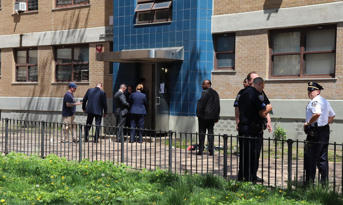 Man, 22, fatally shot outside Brooklyn NYCHA development